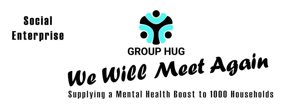 Group Hug We Will Meet Again Menatl Health Boost
