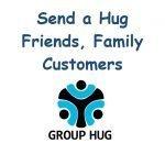 Group Hug App - Send a Hug