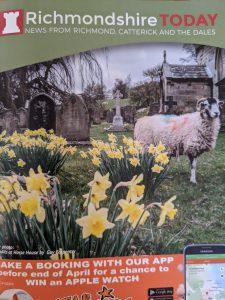 Richmondshire Today Magazine Group Hug News