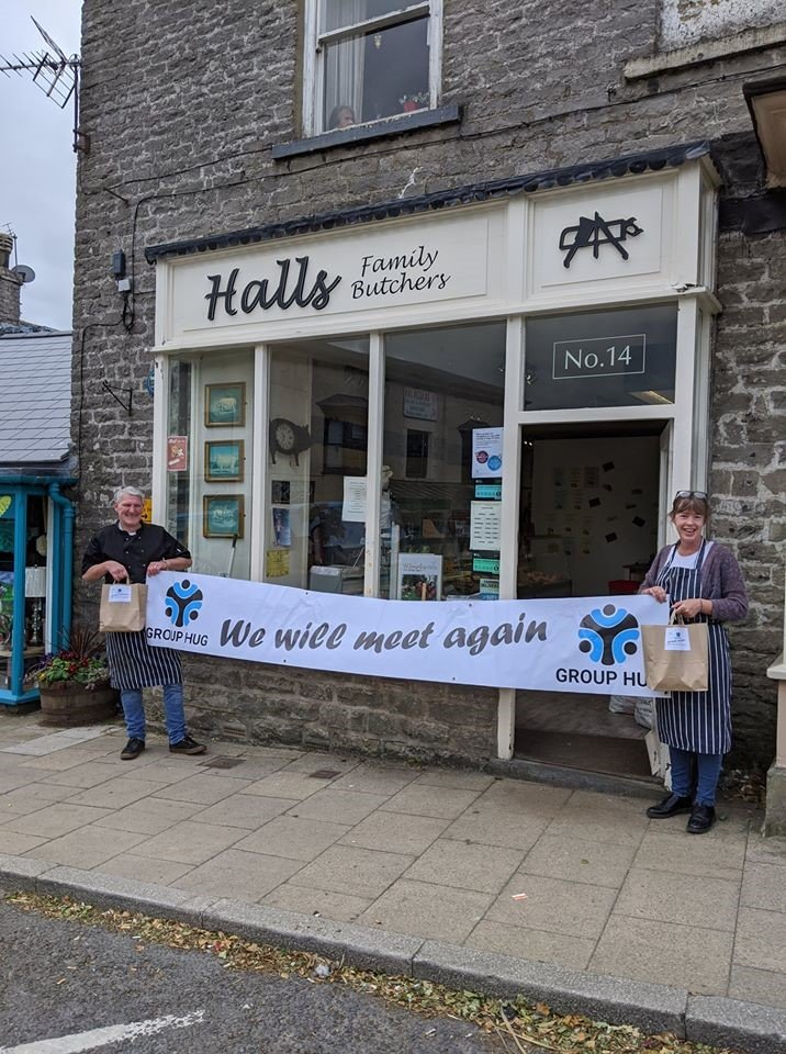 Halls Family Butchers We Will Meet Again