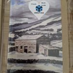 Group Hug Winter in the Yorkshire Dales Cards - 5 pack, blank inside